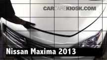 2013 Nissan Maxima SV 3.5L V6 Review