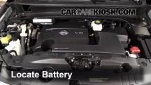 2013 Nissan Pathfinder SV 3.5L V6 Batería
