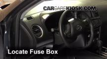 2013 Nissan Pathfinder SV 3.5L V6 Fusible (interior)