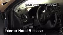 2013 Nissan Pathfinder SV 3.5L V6 Belts