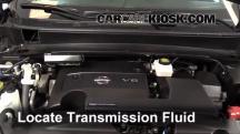 2013 Nissan Pathfinder SV 3.5L V6 Líquido de transmisión