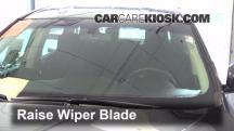 2013 Nissan Pathfinder SV 3.5L V6 Escobillas de limpiaparabrisas delantero