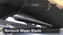 2013 Nissan Pathfinder SV 3.5L V6 Escobillas de limpiaparabrisas trasero