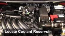 2013 Nissan Versa 1.6 SL 1.6L 4 Cyl. Coolant (Antifreeze)