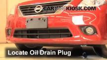 2013 Nissan Versa 1.6 SL 1.6L 4 Cyl. Oil