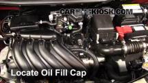 2013 Nissan Versa 1.6 SL 1.6L 4 Cyl. Aceite