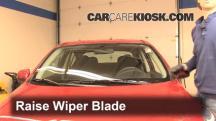 2013 Nissan Versa 1.6 SL 1.6L 4 Cyl. Escobillas de limpiaparabrisas delantero