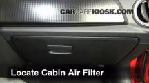 2013 Scion FR-S 2.0L 4 Cyl. Air Filter (Cabin)