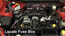 2013 Scion FR-S 2.0L 4 Cyl. Fuse (Engine)