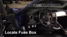 2013 Subaru BRZ Limited 2.0L 4 Cyl. Fusible (interior)