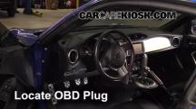 2013 Subaru BRZ Limited 2.0L 4 Cyl. Check Engine Light