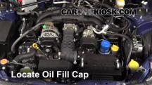 2013 Subaru BRZ Limited 2.0L 4 Cyl. Oil