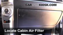 2013 Toyota 4Runner Limited 4.0L V6 Air Filter (Cabin)