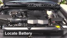 2013 Toyota 4Runner Limited 4.0L V6 Battery