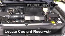 2013 Toyota 4Runner Limited 4.0L V6 Coolant (Antifreeze)