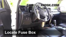 2013 Toyota 4Runner Limited 4.0L V6 Fuse (Interior)