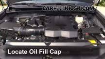 2013 Toyota 4Runner Limited 4.0L V6 Aceite