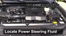 2013 Toyota 4Runner Limited 4.0L V6 Power Steering Fluid