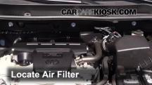 2013 Toyota RAV4 Limited 2.5L 4 Cyl. Air Filter (Engine)