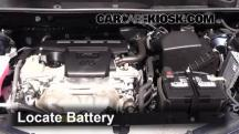 2013 Toyota RAV4 Limited 2.5L 4 Cyl. Battery
