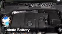 2013 Volkswagen Beetle 2.5L 5 Cyl. Convertible (2 Door) Batería