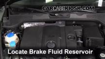 2013 Volkswagen Beetle 2.5L 5 Cyl. Convertible (2 Door) Brake Fluid