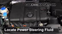 2013 Volkswagen Beetle 2.5L 5 Cyl. Convertible (2 Door) Power Steering Fluid