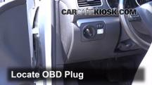 2013 Volkswagen Golf TDI 2.0L 4 Cyl. Turbo Diesel Hatchback (4 Door) Compruebe la luz del motor