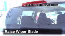 2013 Volkswagen Golf TDI 2.0L 4 Cyl. Turbo Diesel Hatchback (4 Door) Windshield Wiper Blade (Rear)