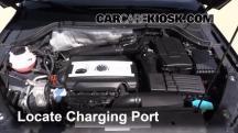 2013 Volkswagen Tiguan S 2.0L 4 Cyl. Turbo Aire Acondicionado