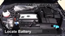 2013 Volkswagen Tiguan S 2.0L 4 Cyl. Turbo Battery