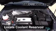 2013 Volkswagen Tiguan S 2.0L 4 Cyl. Turbo Coolant (Antifreeze)