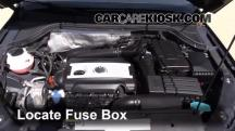 2013 Volkswagen Tiguan S 2.0L 4 Cyl. Turbo Fusible (motor)