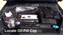 2013 Volkswagen Tiguan S 2.0L 4 Cyl. Turbo Oil