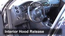 2013 Volkswagen Tiguan S 2.0L 4 Cyl. Turbo Capó