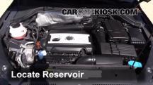 2013 Volkswagen Tiguan S 2.0L 4 Cyl. Turbo Windshield Washer Fluid