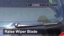 2013 Volkswagen Tiguan S 2.0L 4 Cyl. Turbo Windshield Wiper Blade (Rear)
