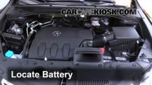 2014 Acura RDX 3.5L V6 Battery