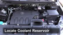 2014 Acura RDX 3.5L V6 Coolant (Antifreeze)
