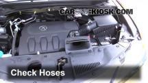 2014 Acura RDX 3.5L V6 Hoses