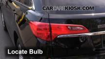 2014 Acura RDX 3.5L V6 Luces