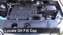 2014 Acura RDX 3.5L V6 Oil
