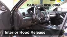 2014 Acura RDX 3.5L V6 Belts