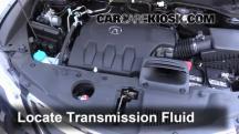 2014 Acura RDX 3.5L V6 Transmission Fluid