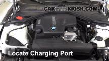 2014 BMW 320i 2.0L 4 Cyl. Turbo Air Conditioner