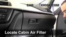 2014 BMW 320i 2.0L 4 Cyl. Turbo Air Filter (Cabin)