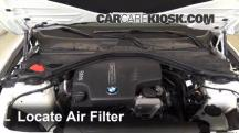 2014 BMW 320i 2.0L 4 Cyl. Turbo Air Filter (Engine)