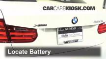 2014 BMW 320i 2.0L 4 Cyl. Turbo Battery