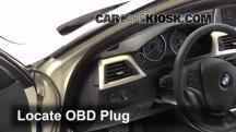 2014 BMW 320i 2.0L 4 Cyl. Turbo Check Engine Light