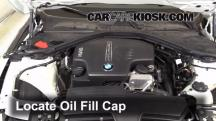2014 BMW 320i 2.0L 4 Cyl. Turbo Oil